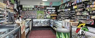 Supernova Smoke Shop Culebra Rd