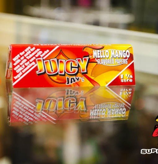 Mello Mango Juicy Jay's Rolling Papers