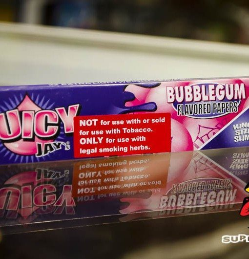 Bubble Gum Juicy Jay Rolling Papers