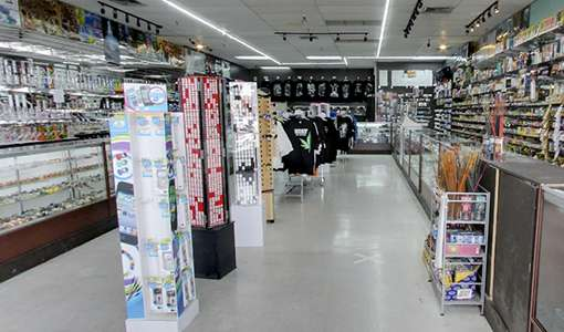 Photo of the interior of Supernova Smoke Shop #4