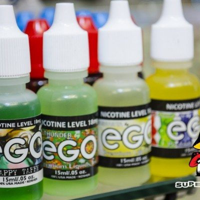 E-Cig Juices At Supernova Smoke Shop
