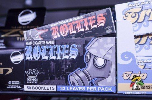 Rollies Hemp Rolling Papers