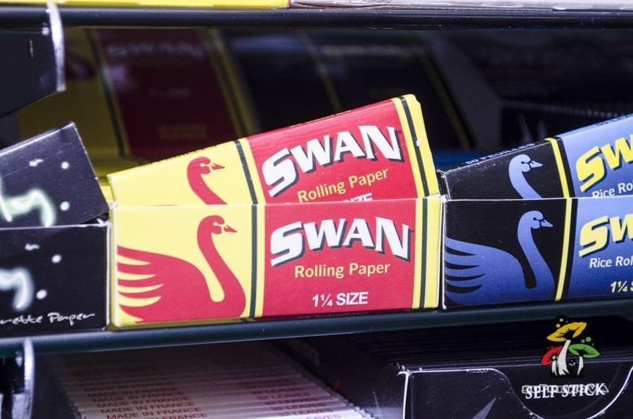 Swan Wrap