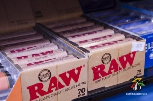 Raw Rolling Machines