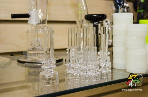 Glassware, oil rigs, vaping accessories and more