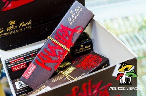 Wiz Khalifa Paper and Smoking Accessories in San Antonio