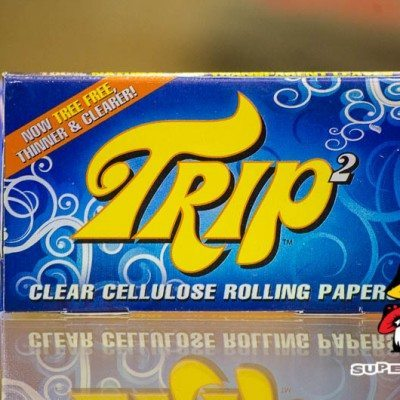 Trip Clear Cellulose Rolling Papers