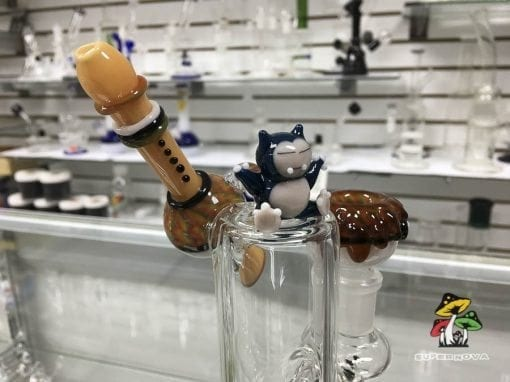 Snorlax Dry Herb Waterpipe