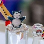 Snorlax Waterpipe Close-Up