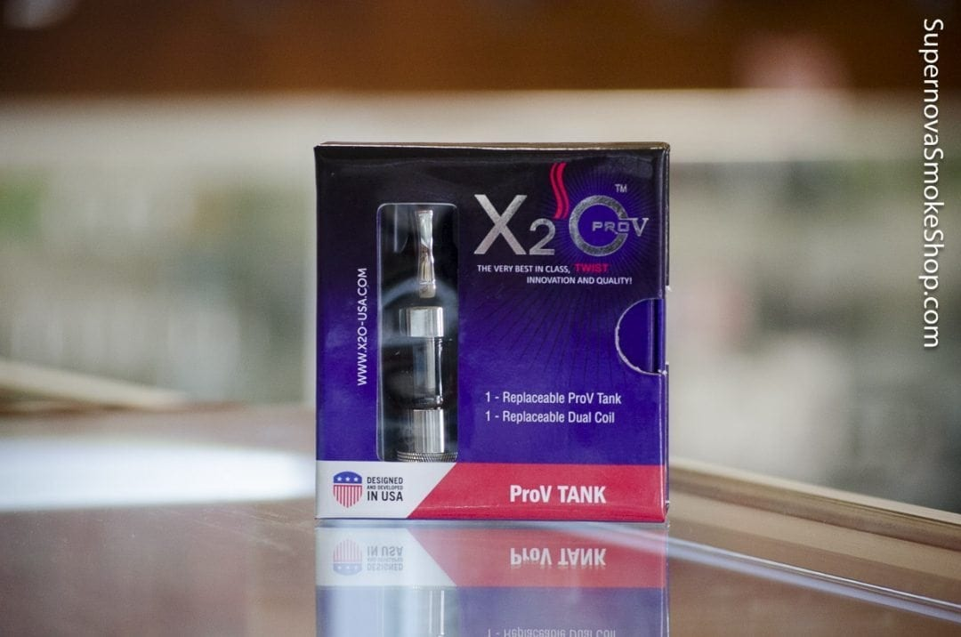 X2o ProV Tank for Twist