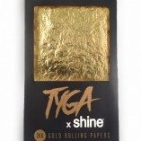 Tyga Shine 24K Gold Rolling Papers