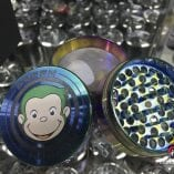 Photo of Green Monkey Tempered Metal Premium Herb Grinders