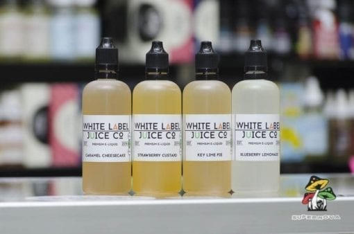 White Label Juice Co Premium E-Liquids