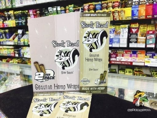 Skunk Brand Hemp Wraps