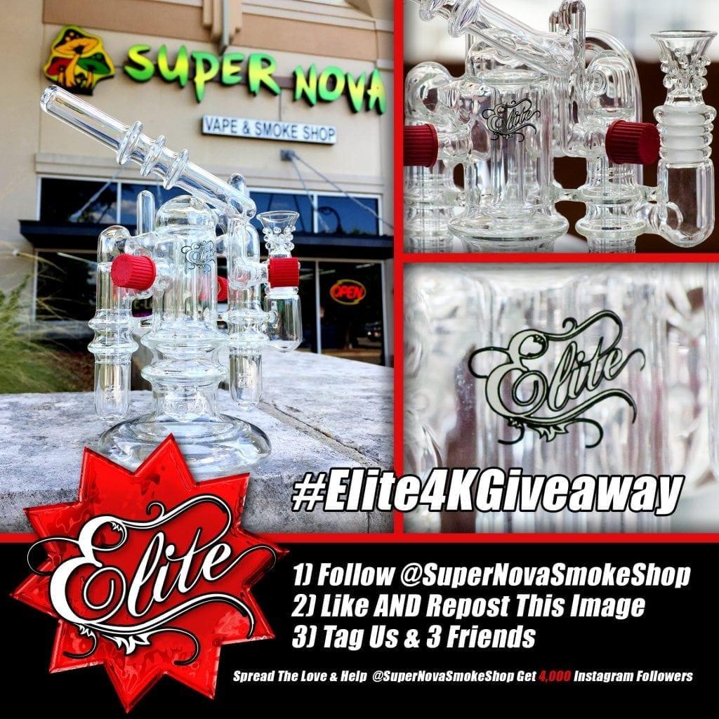 Elite 4K Giveaway Official Instagram Image