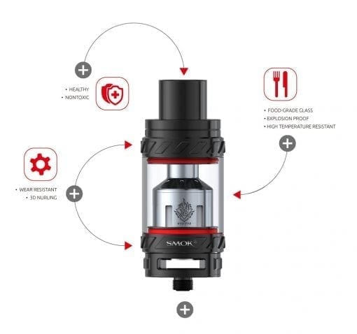 Smok TFV12 Product Materials