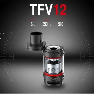 Smok TFV12 Product Overview