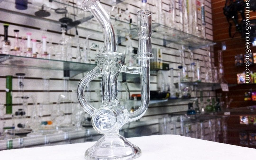Nice DTFO Recycler Oil Rig