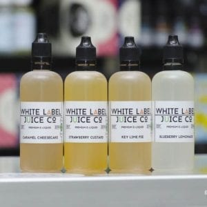 White Label Juice Co Premium E-Liquids