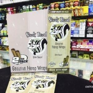 Skunk Brand Hemp Wraps