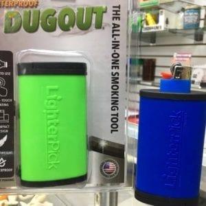 Lighter Pick Dugout