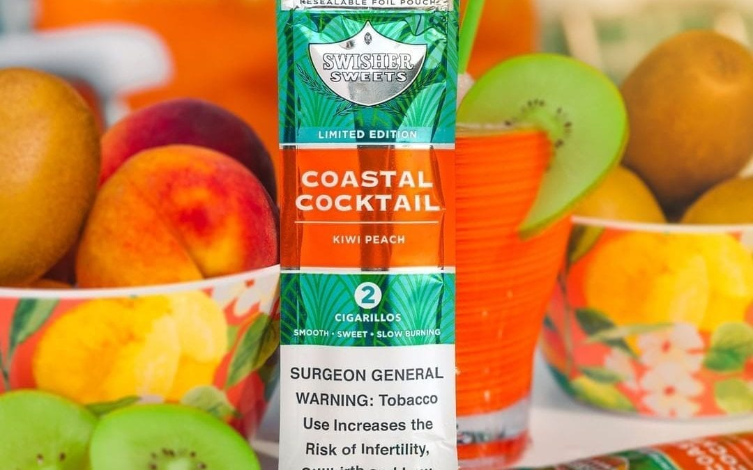 Swisher Sweet Coastal Cocktail In Stock