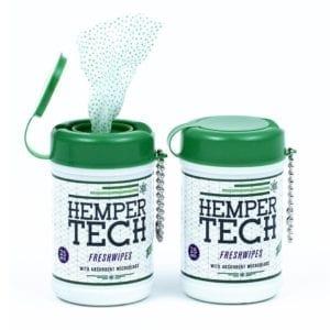 Hemper Tech Cleaning Wipes