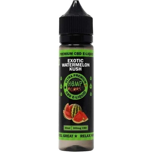 Hemp Bomb 300mg CBD E-liquid