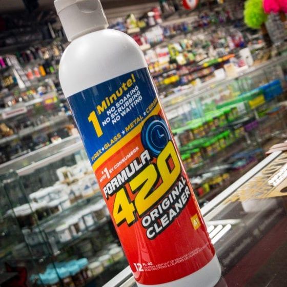 Formula 420 Waterpipe Cleaner - Original Formula